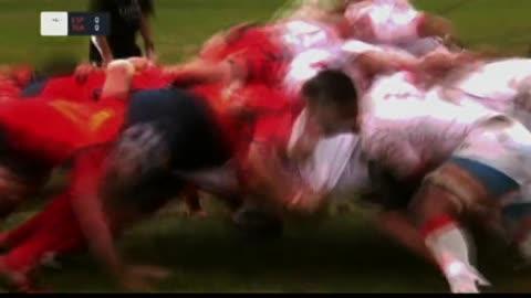 Rugby - Campeonato de Europa Masculino: Bélgica - España, desde Bruselas