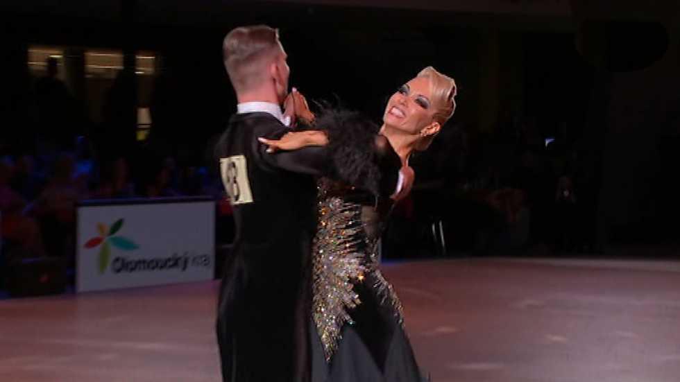 Bailes Deportivos - Campeonato de Europa Standard. Prueba Olomouc