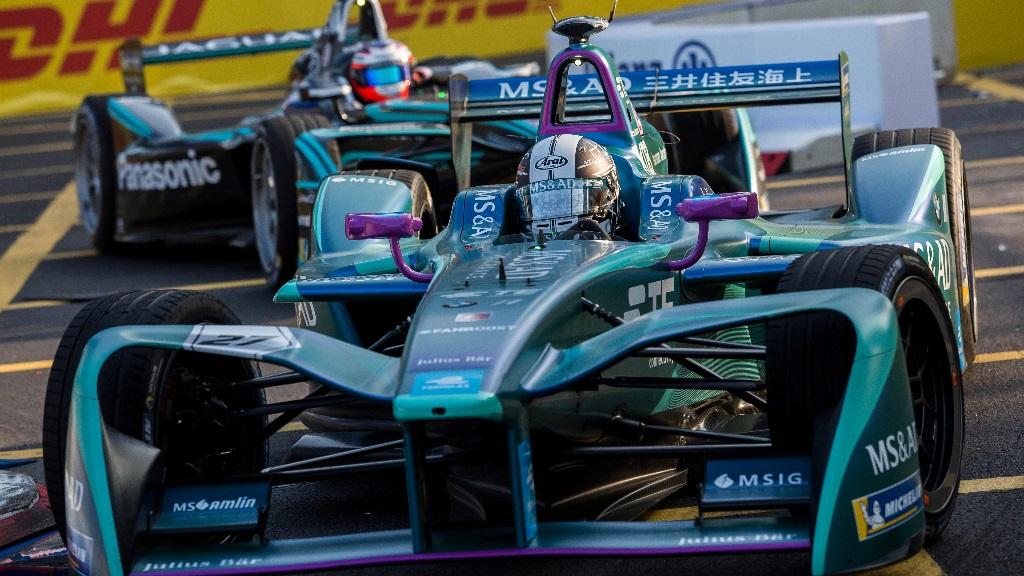 Automovilismo - Campeonato FIA Fórmula E. Prueba Hong Kong - 03/12/17