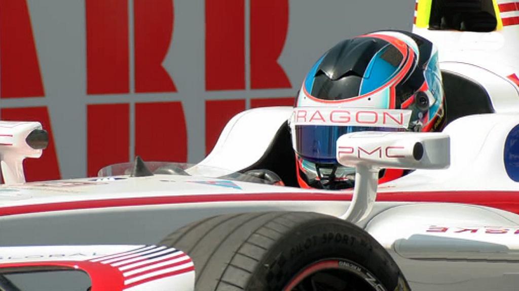 Automovilismo - Campeonato FIA Fórmula E, prueba Santiago de Chile