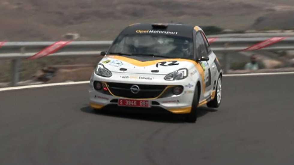 Automovilismo - Campeonato Rallyes Asfalto: Rallye de Canarias