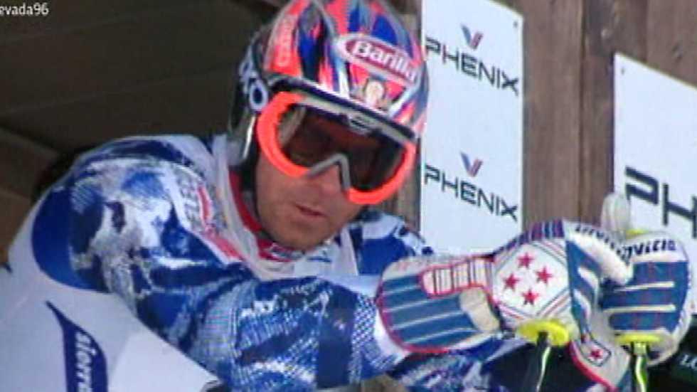 Conexión Vintage - Campeonatos Mundiales de Esquí Sierra Nevada 1996