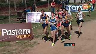 Atletismo - Cross: Campeonato de España - Carrera promesas masculino