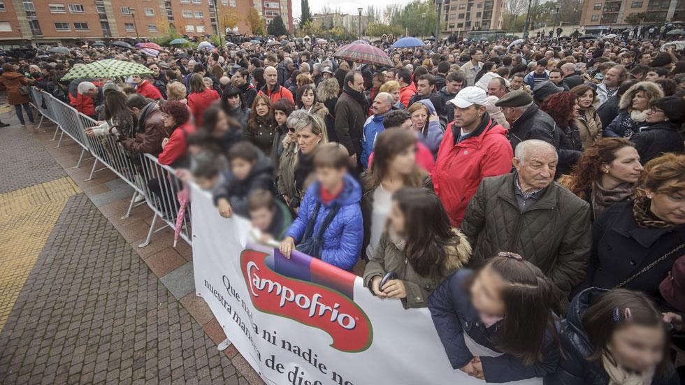 Los empleados de Campofrío esperan cobrar la parte proporcional de lo trabajado en noviembre
