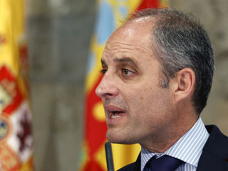 Camps dimite como presidente de la Generalitat. Comparecencia íntegra