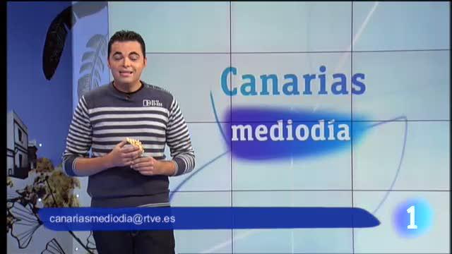 Canarias Mediodía - 04/04/2012