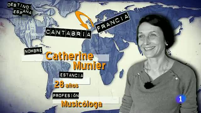 Destino España-Cantabria III - Catherine