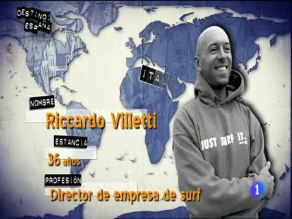 Destino España - Cantabria IV - Riccardo