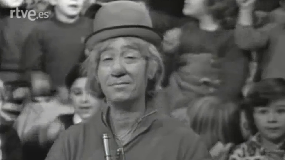 Cantar y reir - 24/12/1974