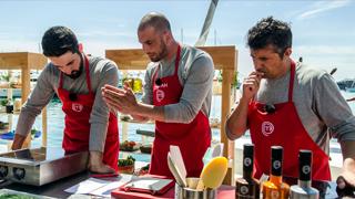 MasterChef 4 - Caos en las cocinas del equipo rojo, liderado por Ángel