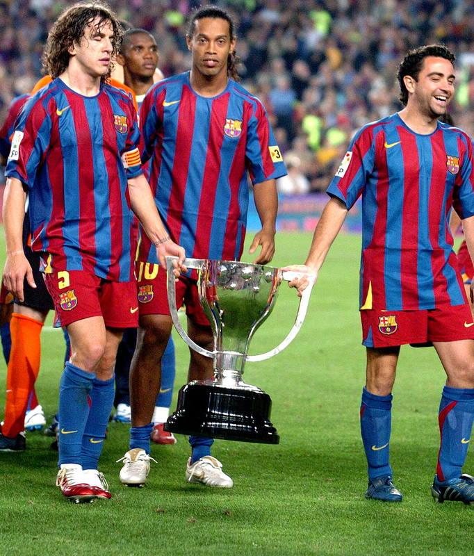 Resultado de imagen para Carles Puyol 2006