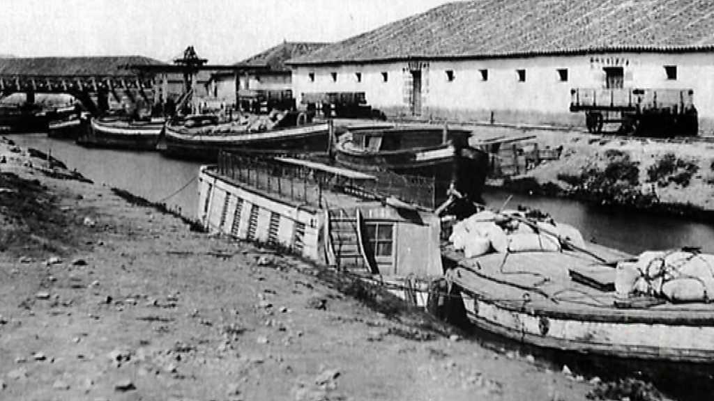 El Canal de Castilla - Capítulo 1