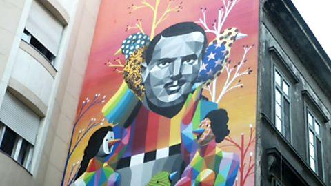 Diario de un nómada - Operación Plaza Roja. Capítulo 2: La historia del español bueno