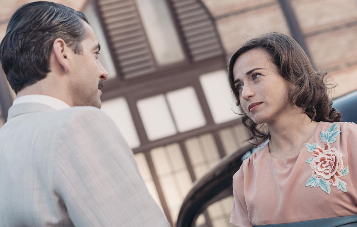 """La sonata del silencio - Capítulo 9: """"Marta y Elena"""""""