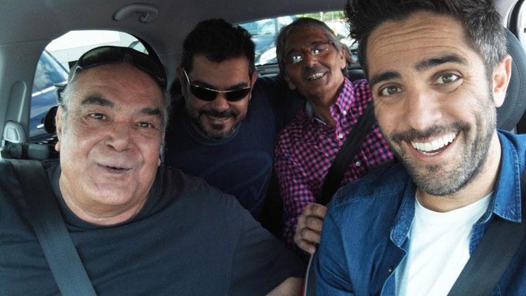 España Directo- CARaoke: Los Chichos