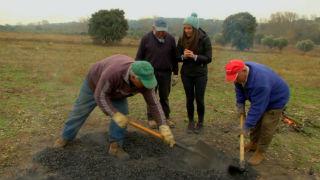 Aquí la tierra - El carbón de toda la vida