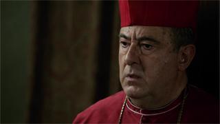 Águila Roja - El Cardenal descubre que casó a Irene con su hermano