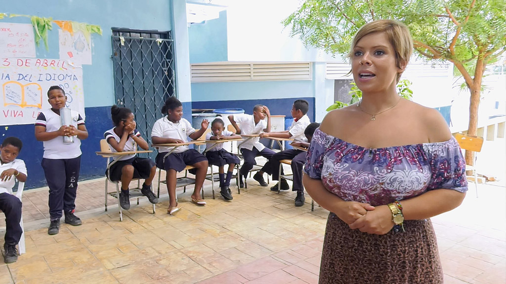 Españoles en el mundo - Caribe colombiano