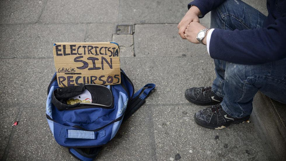 """Cáritas advierte del riesgo """"tremendamente elevado"""" de que aumente la exclusión social en España"""