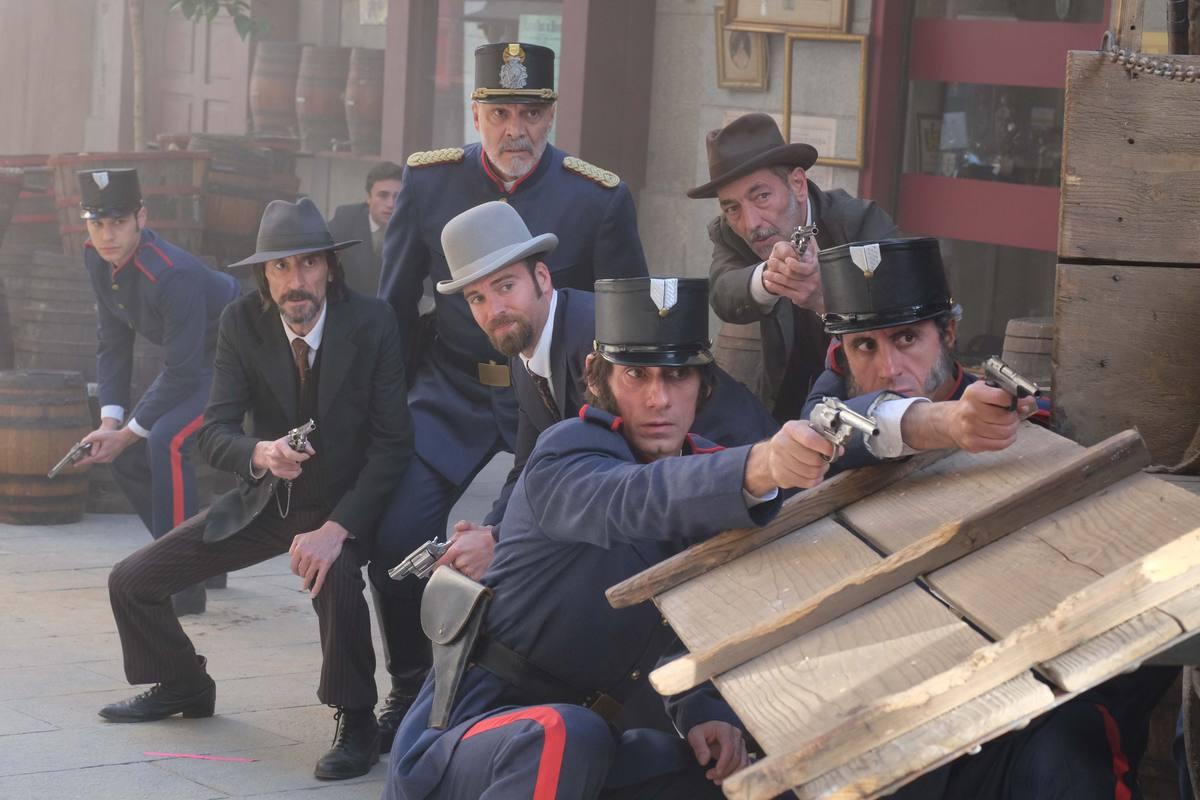 Carles Francino en el papel del mejor detective de España, se enfrentará al caso más difícil de su carrera