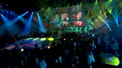 """OT 2018 - Carlos y Alba cantan """"Contamíname"""" en la gala 7"""