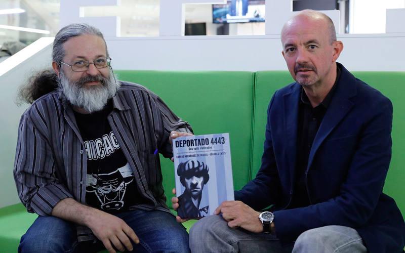 Carlos Hernández de Miguel e Ioannes Ensis