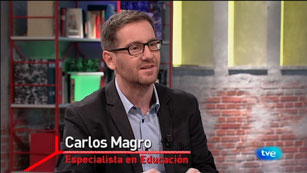 La Aventura del Saber. Carlos Magro. Especialista en estrategia digital y educación