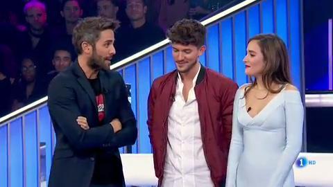 OT 2018 - Carlos y Marilia, nominados de la gala 7