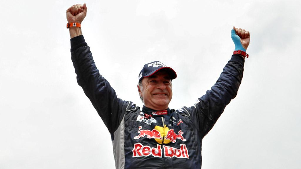 Carlos Sainz gana el Dakar más duro de Sudamérica