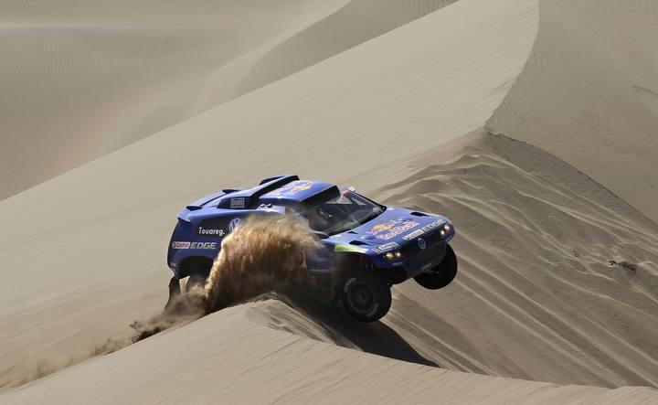Rally Dakar: 8ª Etapa 1294689276855
