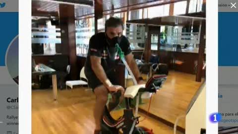 "Carlos Sainz pone rumbo al Dakar ""pensando en ganar"""