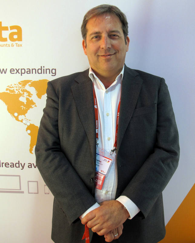 Carlos Tapiador, director de Exaccta.