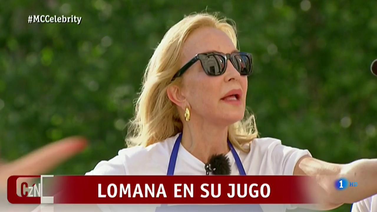 Corazón - Carmen Lomana, expulsada de 'MasterChef' tras su duelo con Antonia