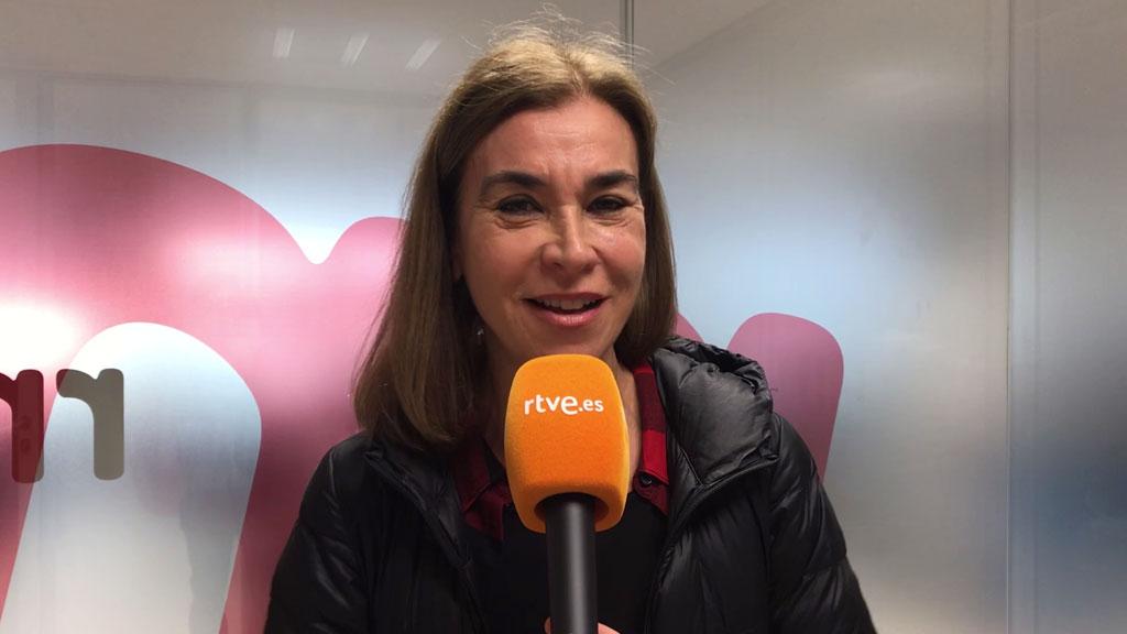 """Lotería de Navidad 2018 - Carmen Posadas: """"Nací un viernes 13 y ese número me trae mucha suerte"""""""