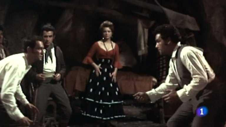 Cine de barrio - Carmen la de Ronda