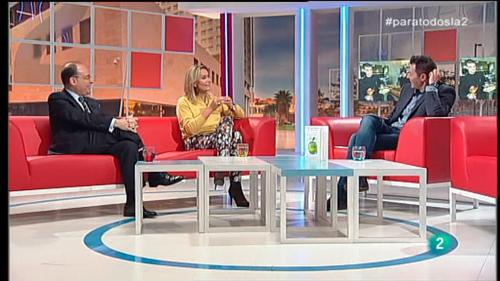 Para Todos La 2 - Entrevista - Carmen Torrejón y Quim Valls