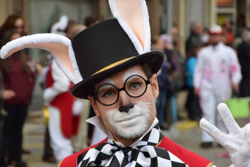 Carnaval de La Bañeza, en León