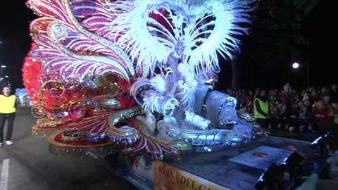 Carnaval de Santa Cruz de Tenerife: Concurso de comparsas