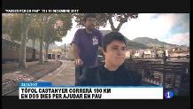 La carrera més solidària de Tòfol Castanyer