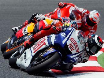 Carrera MotoGP GP de Catalunya
