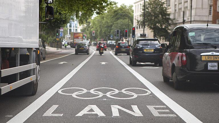 Carril olímpico hacia Londres 2012