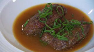 Torres en la cocina - Carrilleras ibéricas al estilo thai
