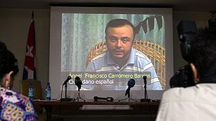 Carromero confirma en un vídeo la versión del accidente de tráfico en el que murió Oswaldo Payá