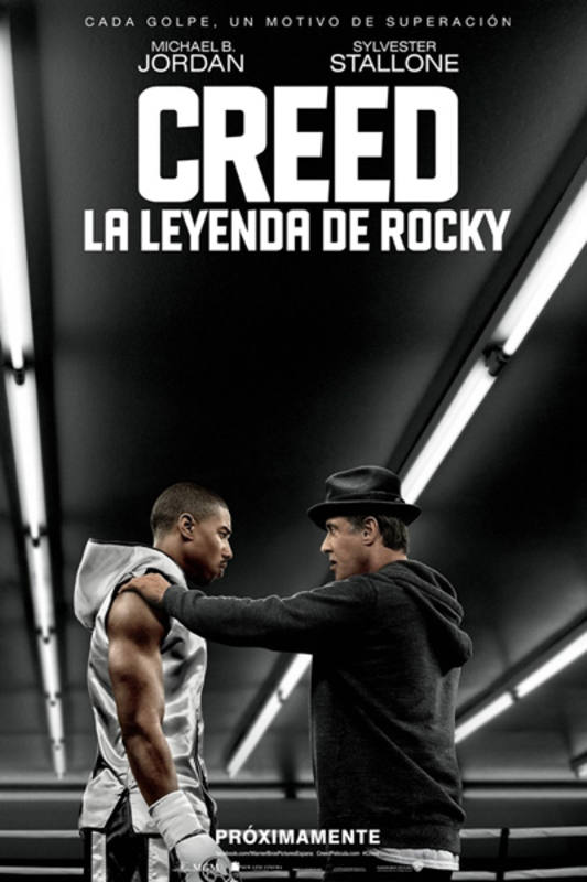 Cartel de 'Creed. La leyenda de Rocky'