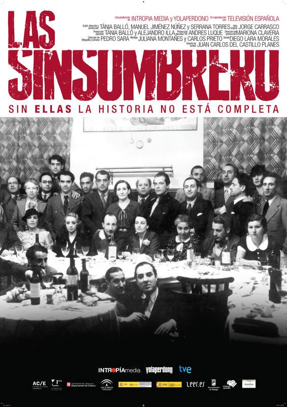 Cartel de promoción del documental