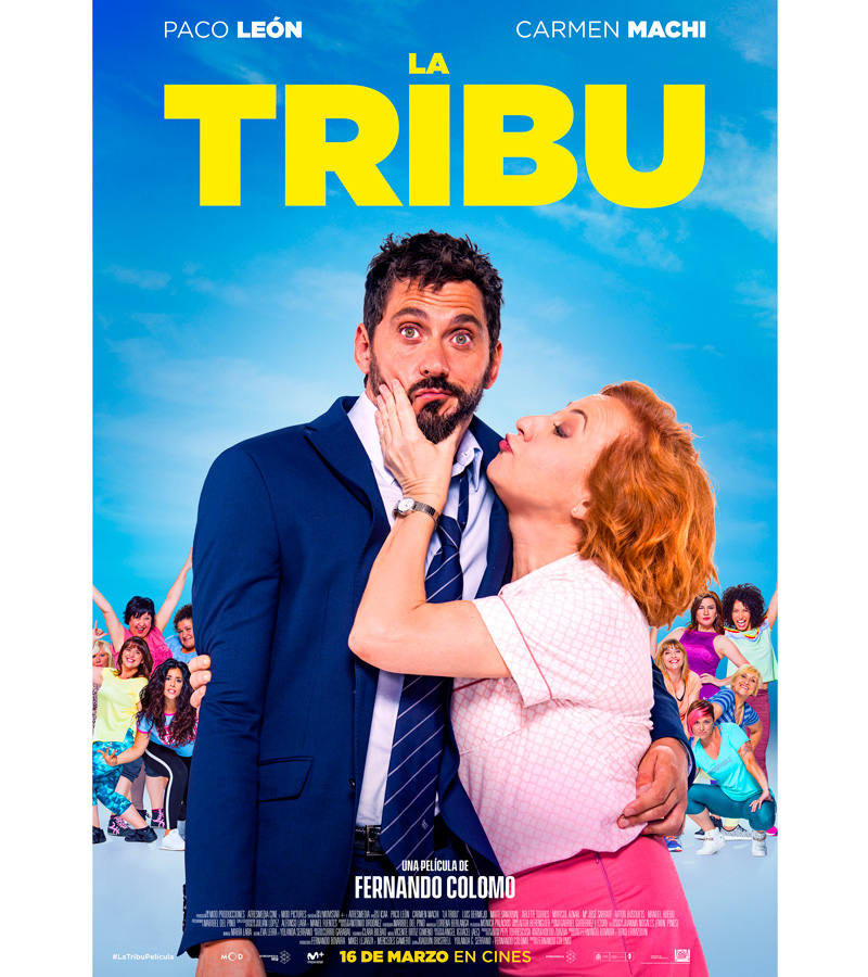 Cartel de 'La Tribu'