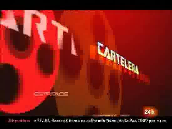 Cartelera - 09/10/09