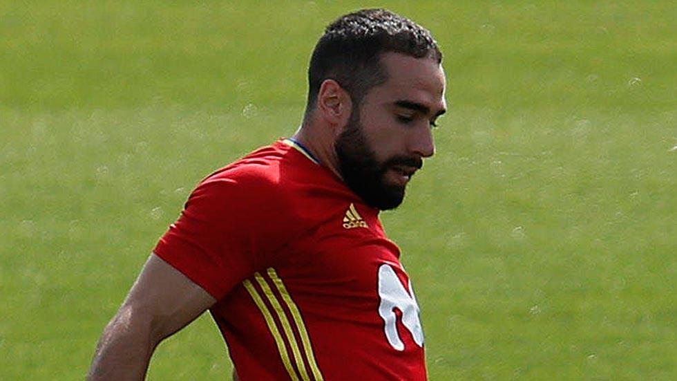 """Carvajal: """"Si pitan a un jugador, nos pitan a todos"""""""