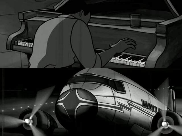 La versión animada de 'Casablanca' se estrena en cines