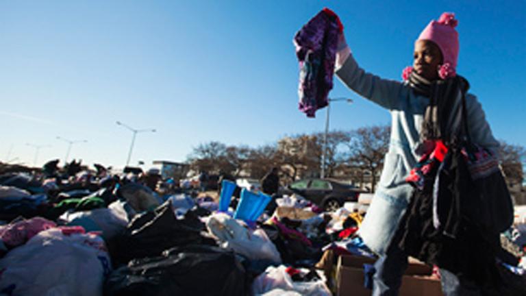 Las casas dañadas por 'Sandy' afectan a entre 30.000 y 40.000 personas en Nueva York